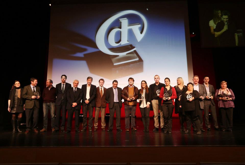 Gala de entrega de premios a las mejores Webs Diariovasco.com