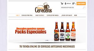 Artesanos Cerveros, Tu Tienda Online de Cervezas Artesanas, Onestrategia