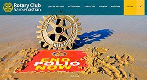 Rotary Club San Sebastián, Onestrategia